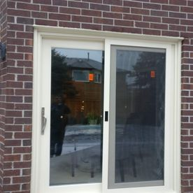 Vinyl Patio Door and Window